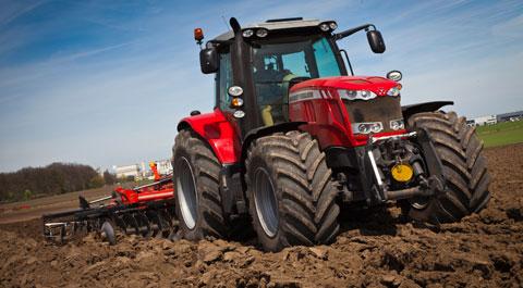 Sterkste tractor ter wereld