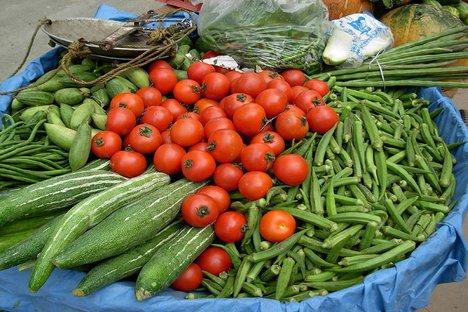 vegetable farming in Kenya