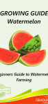 Watermelon Coverpage