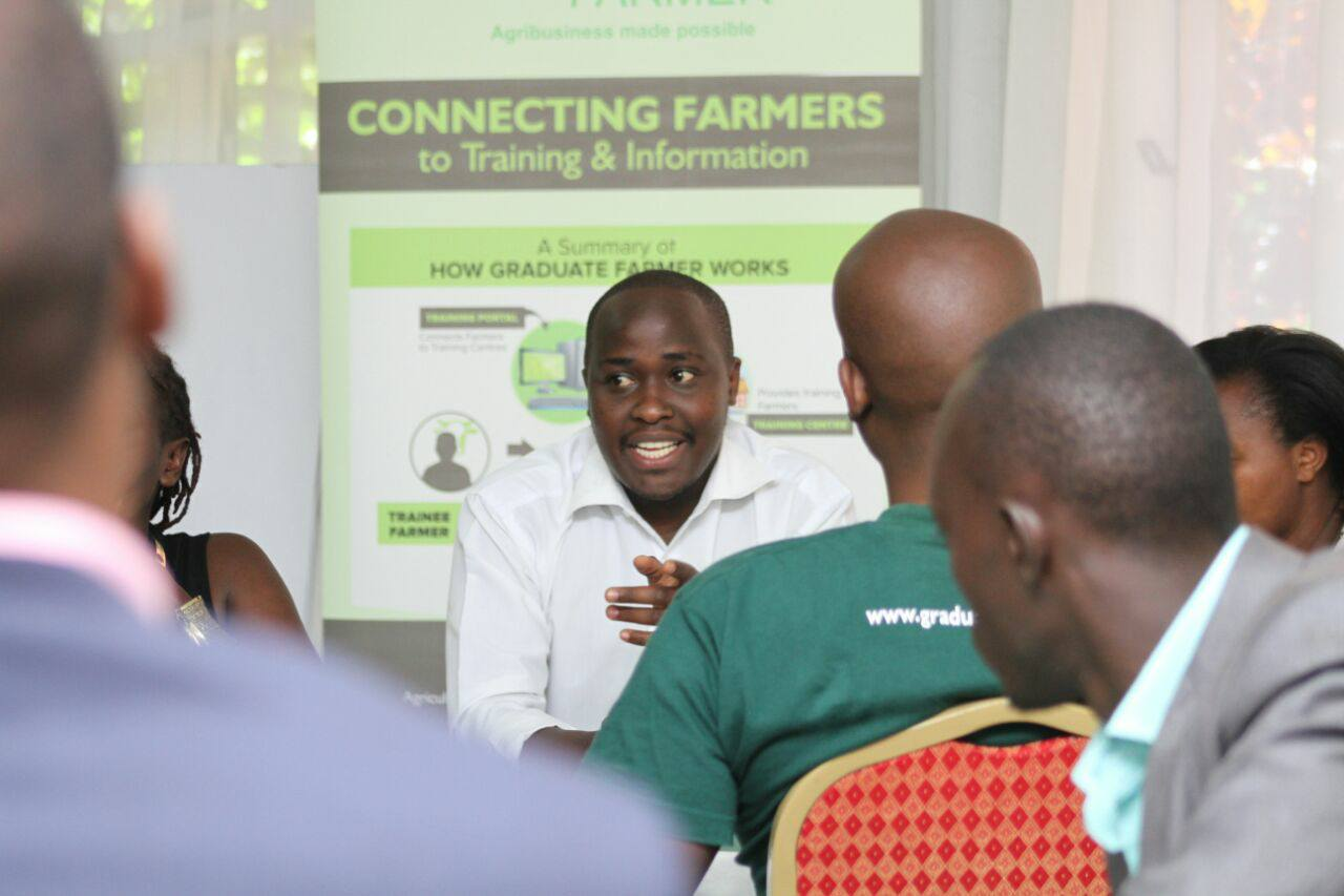 Photo of Youth In Agribusiness Consultation Breakfast 2016