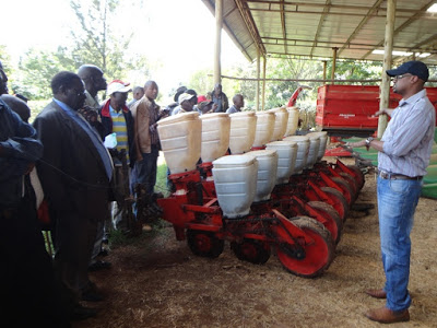 Photo of Increase your maize production through good farm practices