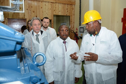 Photo of Relief for Fish Farmers as 5000 Metric Tonne Extruded Fish Feed Plant launches in Nairobi