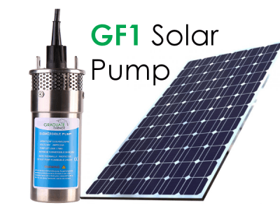 Photo of Save Big With The New GF1 Solar Water Pump