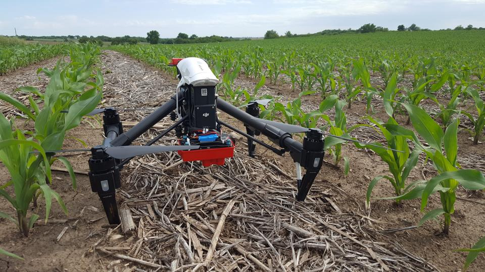 Photo of Benefits of Drones in Farming