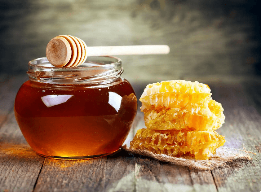 Photo of Products you can get from Bee Keeping